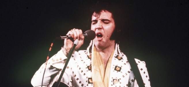 Elvis Presley ('Golden Years')