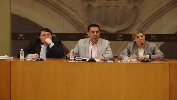 Comisión de Investigación sobre la Consejería de Presidencia