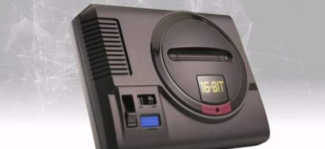 Mini Sega Genesis