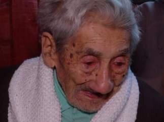 Celino Villanueva, el hombre más viejo del mundo