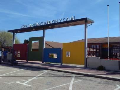 Colegio de Educación Especial de Getafe denunciado por malos tratos