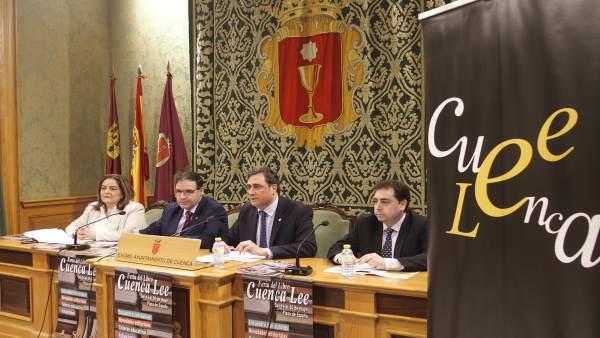 Nota Y Foto Presentación Feria Del Libro 'Cuenca Lee' 2018