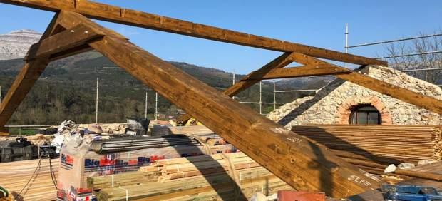 Obras para la mejora de la cubierta de la Casa Consistorial