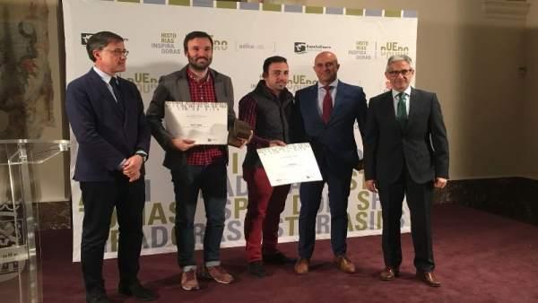Premio Duero-Douro para el Rock Camp de Sotolengo. 18-4-2018
