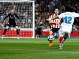 Kepa Arrizabalaga, en el Santiago Bernabéu