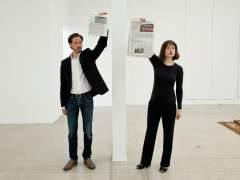 'Segunda vez': las performances de Dora García se instalan en el Reina Sofía