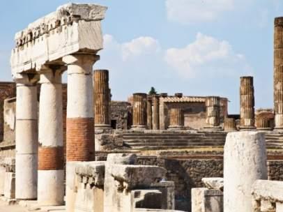Ruinas de Pompeya