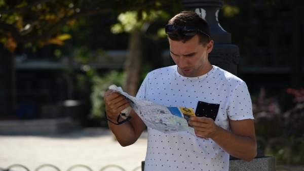 Recursos de turistas en Madrid, turismo, turista