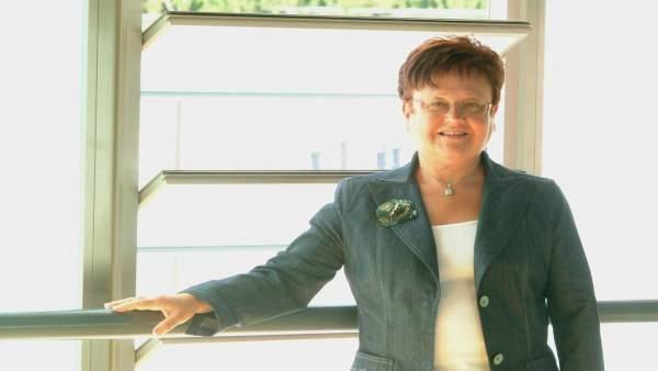 Mor Luisa Pastor, expresidenta de la Diputació d'Alacant i exalcaldessa de Sant Vicent del Raspeig