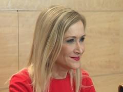 Eroski asegura que el vídeo del presunto robo de Cifuentes debería haberse destruido 30 días después