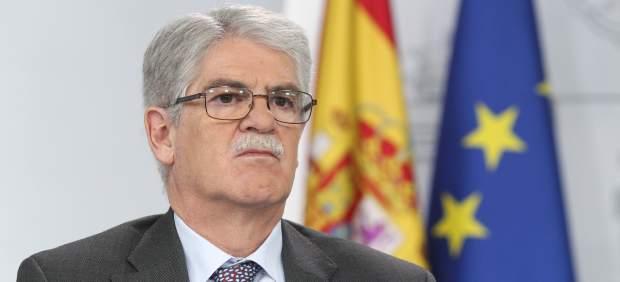 Alfonso Dastis, ministro de Asuntos Exteriores y Cooperación.