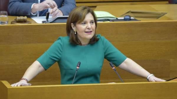 Isabel Bonig en imagen de archivo
