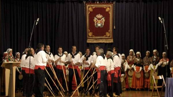 Muestra Folclore Cántabro