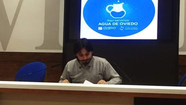 Ignacio del Páramo, concejal de Urbanismo y Medioambiente