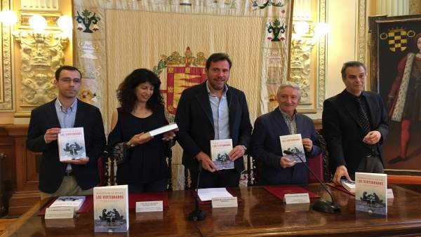 Valladolid.- Presentación del premio Ateneo-Ciudad de Valladolid