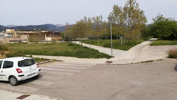 Ciudadanos (Cs) | La Agrupación De Ciudadanos (Cs) Inca Reclama Un Mejor Cuidado