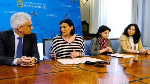Presentación del IV Congreso de Periodismo Cultural
