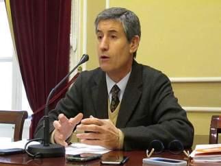 El portavoz municipal de Cs en el Ayuntamiento de Cádiz, Juan Manuel Pérez Dorao