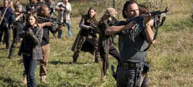 La 9ª temporada de 'The Walking Dead' comenzará probablemente con un salto temporal