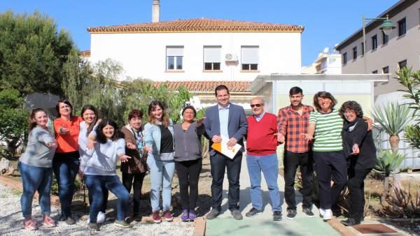 Ciudadanos con Asociación Asima