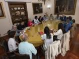 Reunión Diputación Integra