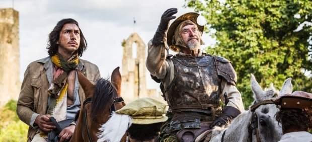 'El hombre que mató a Don Quijote', de Terry Gilliam, clausurará el Festival de Cannes
