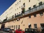 Edificos de la barriada de la Paz en Cádiz