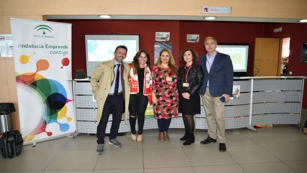 La Junta Realiza 46 Actuaciones Para Fomentar La Cultura Emprendedora Entre Estu