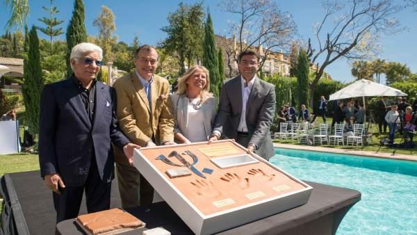 Magna Hotels y Club Med primera piedra reapertura Don Miguel 2019 hotel