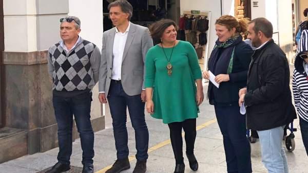 Lima y Valdenbro. PSOE. Ronda