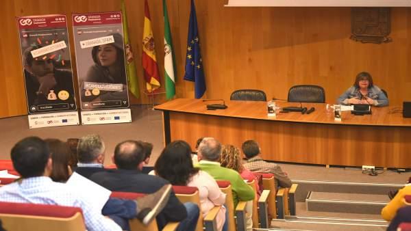 Presentación de la segunda fase del proyecto Granada Empleo