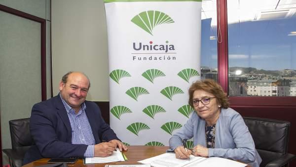 Acuerdo entre Fundación Unicaja y Ales