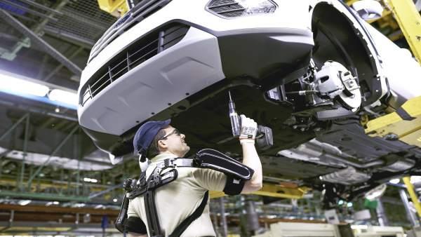 Ford planteja un ERO temporal de dos mesos i mig per a motors