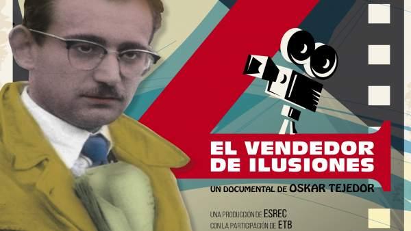 Cartel del documental 'Director Z'