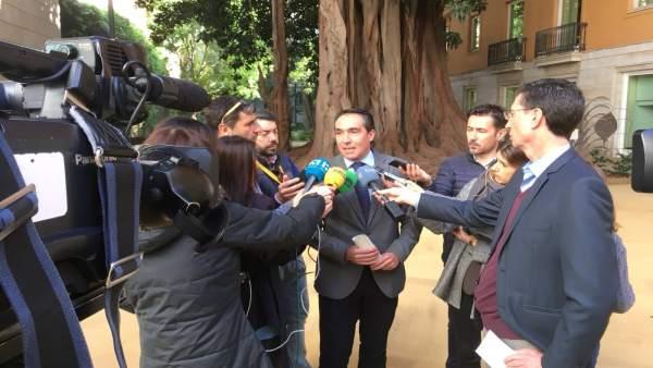 """El PP afirma que Puig és un """"president absent incapaç de dir què finançament vol i asseure's a negociar"""""""