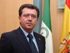 El alcalde de Linares, Juan Fernández