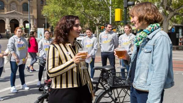 Artigas en la iniciativa de cerveza sin alcohol también para ciclistas