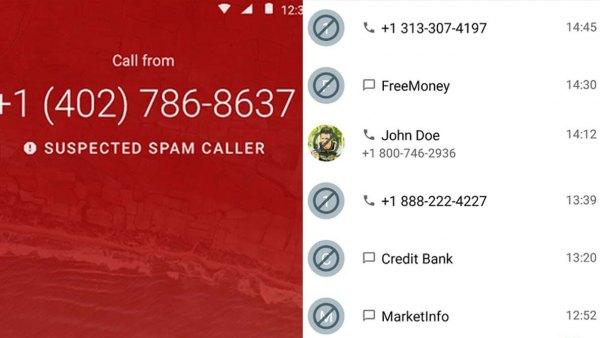 Apps contra el spam
