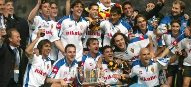 El Zaragoza gana la Copa