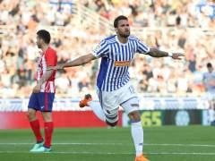 El Atlético cae en Anoeta y deja el título de Liga en bandeja al Barça