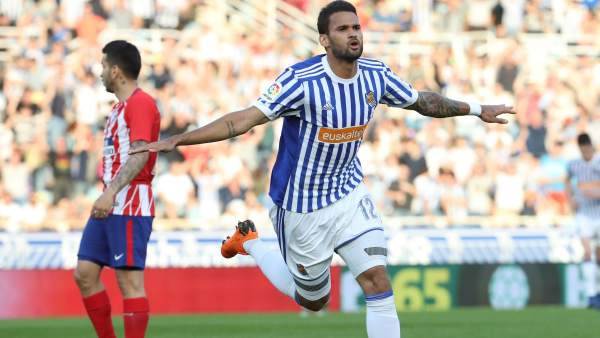 Gol de Willian José al Atlético