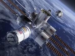 Así será el primer hotel espacial: abrirá en 2022