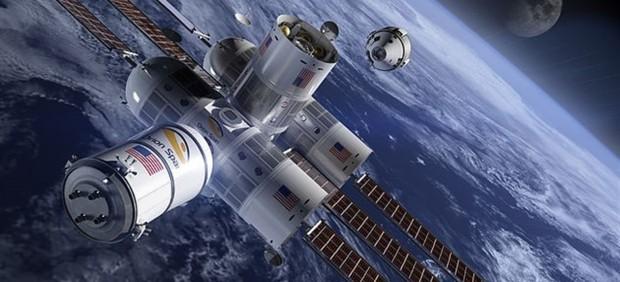 Así será el primer hotel espacial: abrirá en 2022 y ya permite reservar