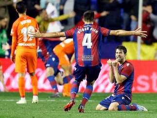Levante vs Málaga