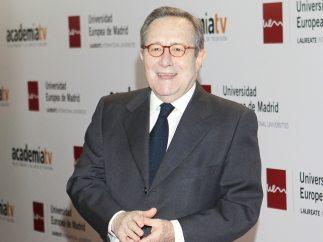 El periodista Pedro Erquicia