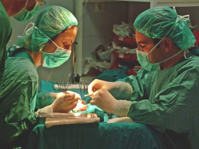 Donación órganos málaga andalucía quirófano médicos intervención hospital