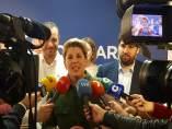 Arroyo una vez conocido que era la candidata PP Alcaldía Cartagena