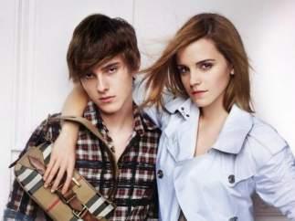 Emma y Alex Watson