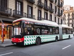 El lunes arrancan tres líneas de bus con duras críticas de los vecinos de Guinardó y Sarriá