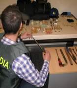 Cuatro detenidos por un robo en A Guarda